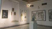 © Edith Köchl, Wien / Tunis, Tunesien - Kunstgalerie / Zum Vergrößern auf das Bild klicken
