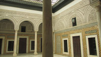 © Edith Köchl, Wien / Tunis, Tunesien - Dar Lasram-Palais / Zum Vergrößern auf das Bild klicken