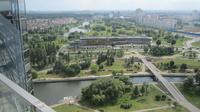 © Edith Köchl, Wien / Minsk, Belarus - Blick auf Stadt / Zum Vergrößern auf das Bild klicken
