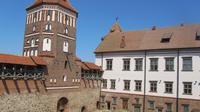 © Edith Köchl, Wien / Schloss Mir, Belarus - Innenhof / Zum Vergrößern auf das Bild klicken