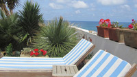 © EKÖ / Sounine, Tunesien - Terrasse / Zum Vergrößern auf das Bild klicken