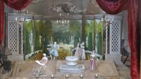© Edith Köchl, Wien / Schloss Njaswisch, Belarus - Puppentheater / Zum Vergrößern auf das Bild klicken