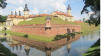© Edith Köchl, Wien / Schloss Njaswisch mit Wassergräben, Belarus / Zum Vergrößern auf das Bild klicken
