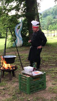 Krainerhütte, Helenental - Kochen mit dem Chef