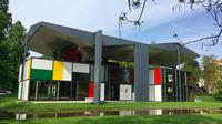 © Edith Spitzer, Wien / Zürich, CH - Pavillon Le Corbusier / Zum Vergrößern auf das Bild klicken