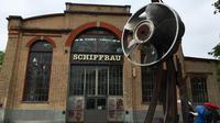 © Edith Spitzer, Wien / Zürich, CH - ehemalige Schiffswerft / Zum Vergrößern auf das Bild klicken