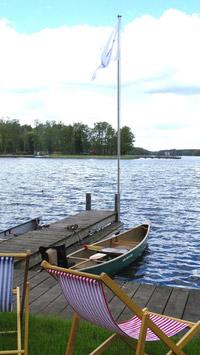 © Stadt Kyritz / Doreen Wolf / Restaurant INSL, Brandenburg - Bootsanleger / Zum Vergrößern auf das Bild klicken