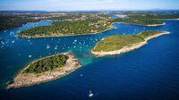 Istrien, Kroatien - Banjole
