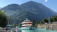 © Edith Spitzer, Wien / Interlaken, CH - MS Berner Oberland / Zum Vergrößern auf das Bild klicken