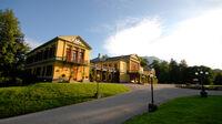 © Kaiservilla / Bad Ischl, Salzkammergut - Kaiservilla / Zum Vergrößern auf das Bild klicken