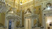 © Edith Köchl, Wien / Castello Ducelo, Kalabrien - Spiegelsaal / Zum Vergrößern auf das Bild klicken
