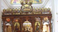 © Edith Köchl, Wien / Civita, Italien - Kirche Chiesa-Madre / Zum Vergrößern auf das Bild klicken
