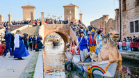 © Francesco Cavallari / Comacchio, Italien - Karneval / Zum Vergrößern auf das Bild klicken
