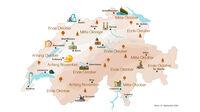 © 2000-2006 Adobe Systems, Inc. All Rights Reserved / Karte - Herbstlaub in der Schweiz / Zum Vergrößern auf das Bild klicken