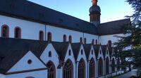 © Edith Spitzer, Wien / Eltville, DE - Kloster_Eberbach_Basilika / Zum Vergrößern auf das Bild klicken