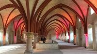 © Edith Spitzer, Wien / Eltville, DE - Kloster Eberbach_Schlafsaal / Zum Vergrößern auf das Bild klicken
