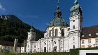 © Ammergauer Alpen GmbH / Anton Brey / Kloster Ettal, Bayern / Zum Vergrößern auf das Bild klicken