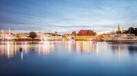 © MTK Dagmar Schwelle / Konstanz, Bodenseee - Panorama