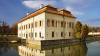 © CzechTourism / Ladislav Renner / Schloss Kratochvile, CZ / Zum Vergrößern auf das Bild klicken