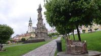 © Edith Spitzer, Wien / Kremnica, SK - Hauptplatz / Zum Vergrößern auf das Bild klicken