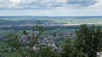 © Edith Spitzer, Wien / Kremstal-Donau, NÖ - Blick von Stift Göttweig / Zum Vergrößern auf das Bild klicken