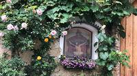 © Edith Spitzer, Wien / Kremstal-Donau, NÖ - Rehberg_Christusbild / Zum Vergrößern auf das Bild klicken