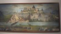 © Edith Köchl, Wien / Kufstein, Tirol - Gemälde in der Festung / Zum Vergrößern auf das Bild klicken