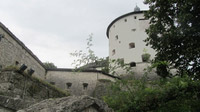 © Edith Köchl, Wien / Kufstein, Tirol - Festungsturm / Zum Vergrößern auf das Bild klicken