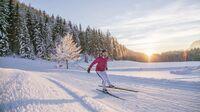 Pillerseetal, Tirol - Langlauf