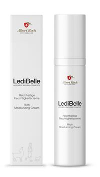 LediBelle reichhaltige Feuchtigkeitscreme