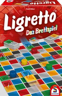 Schmidt Spiele - Ligretto Brettspiel