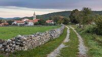 Karst, Slowenien - Lokev