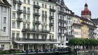 Luzern, CH - Hotel des Balances 2021