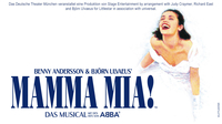 ©Littlestar, Stage Entertainment, Morris Mac Matzen / Mamma Mia - Plakat
