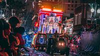 © Cayetano Gil on Unsplash / New Orleans, USA - Mardi Gras 2018 / Zum Vergrößern auf das Bild klicken