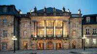 Bayreuth, Bayern - Markgräfliches Opernhaus