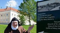 © Elisabeth Fürst / Mayerling, NÖ - Priorin von Karmel / Zum Vergrößern auf das Bild klicken