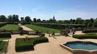 © Edith Spitzer, Wien / Milotice, CZ - Schloss_Parkanlage / Zum Vergrößern auf das Bild klicken