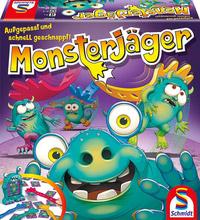 © Schmidt-Spiele / Monsterjäger / Zum Vergrößern auf das Bild klicken
