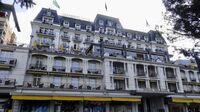 Montreux, CH - Hotel 2021