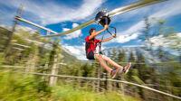 © FlyingCoaster / Christoph Huber / Gröbming, Steiermark - FlyingCoaster-Erlebnis / Zum Vergrößern auf das Bild klicken