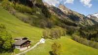 © Tourismus Oberstdorf / Eren Karaman / Oberstdorf, Oberallgäu - Bergbauernhof Gerstruben / Zum Vergrößern auf das Bild klicken