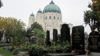 © Edith Spitzer, Wien / Wr Zentralfriedhof - Friedhofskirche / Zum Vergrößern auf das Bild klicken