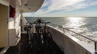 Lignano, Italien - Per Rad und Boot ins Umland