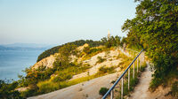 © Portorož & Piran / Branko Furlanic / Portorož - Piran, Slowenien - Naturschutzgebiet Strunjan / Zum Vergrößern auf das Bild klicken