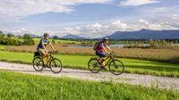 © Zugspitz Region / Udo Bernhart / ZugspitzRegion, Bayern - Radeln in der Natur