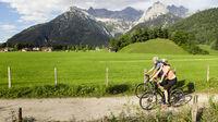 © Defrancesco / Pillerseetal, Tirol - Radfahren E-Bike / Zum Vergrößern auf das Bild klicken