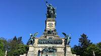 © Edith Spitzer, Wien / Rheingau, DE - Niederwalddenkmal / Zum Vergrößern auf das Bild klicken