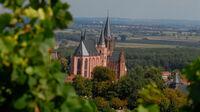 © Uwe Feuerbach / Rheinhessen, DE - Katharinenkirche / Zum Vergrößern auf das Bild klicken