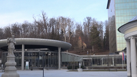 © Edith Spitzer, Wien / RogaskaSlatina, Slowenien - Trinkhalle / Zum Vergrößern auf das Bild klicken